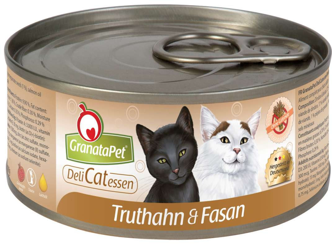 GranataPet DeliCatessen Turkey & Pheasant 4260165187275 kokemuksia