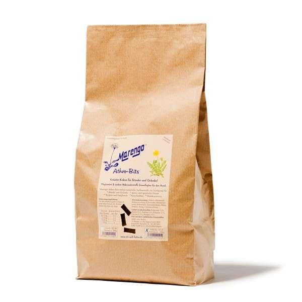 Marengo Perro Snack - Athro - Pedacitos 500 g, 1.5 kg