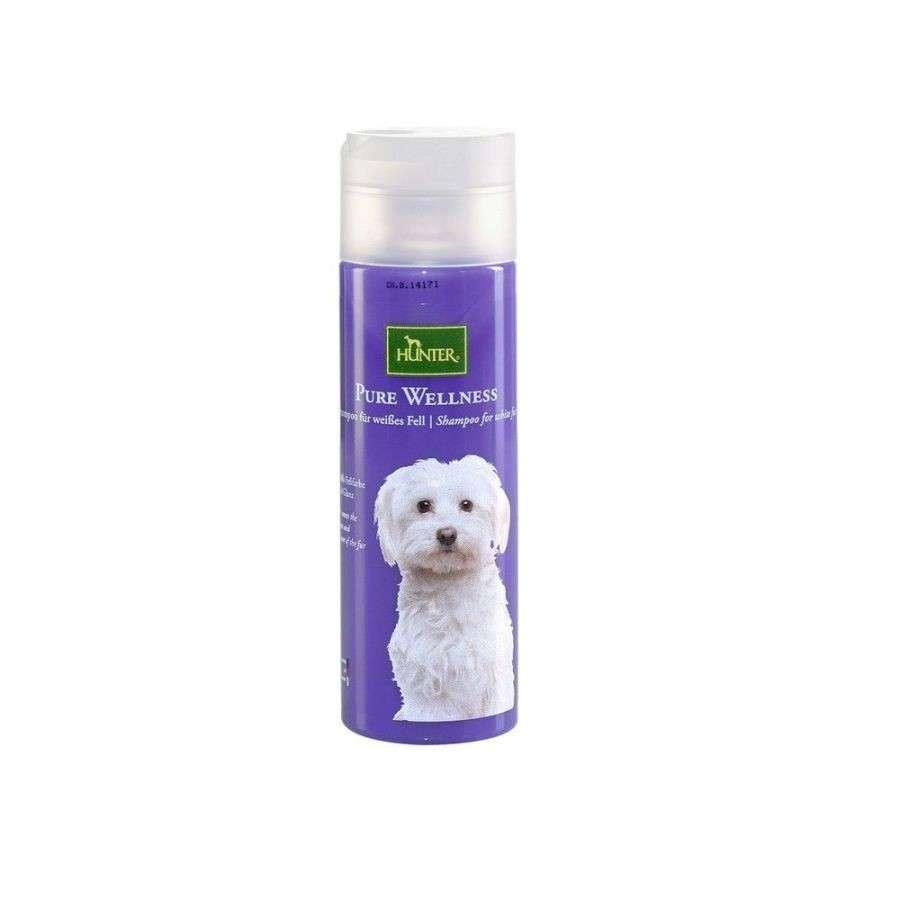 Hunter Shampoo voor witte vacht Pure Wellness 200 ml  met korting aantrekkelijk en goedkoop kopen