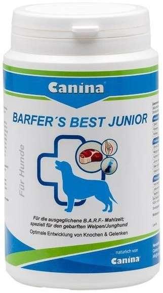 Canina Pharma Barfers Best Junior 850 g, 350 g, 3.5 kg essay