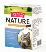 Schmusy Natural Fish Slices Mini Selection 6x50 g