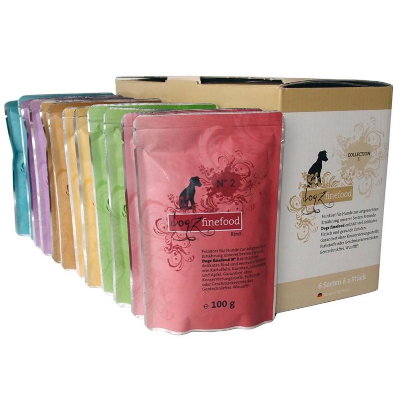Dogz Finefood Multipack Beutel 4260101769220