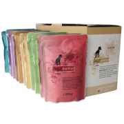 Dogz Finefood Multipack Pouches 12x100 g