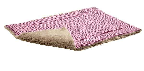 Dog Blanket Astana Coral red  from Hunter