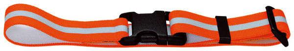 Hunter Reflecterende Waarschuwing Riem met Gesp M Neon oranje met korting aantrekkelijk en goedkoop kopen
