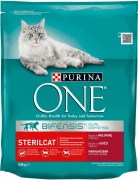 encarga productos para mascotas Purina ONE SterilCat con Vacuno a los mejores precios