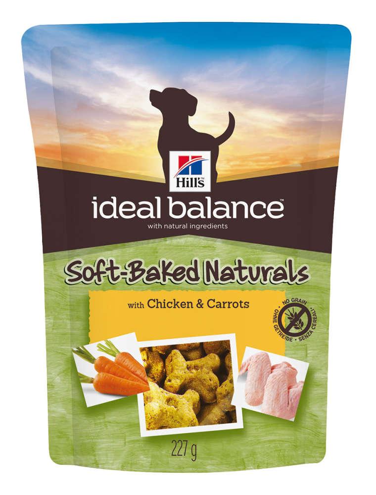 Hill's Ideal Balance Soft-Baked Naturals Adult met Kip en Wortelen 227 g