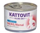 Kattovit Feline Diet Niere/Renal Poisson de mer
