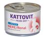 Kattovit Feline Diet Niere/Renal Poisson de mer 175 g