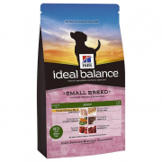 Hill's Ideal Balance Canine - Adult Small Breed with Chicken & Brown Rice Art.-Nr.: 24588