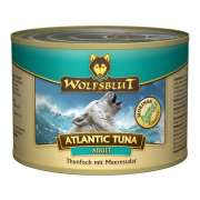 Wolfsblut Atlantic Tuna Adult Atum e alface do mar 200 g