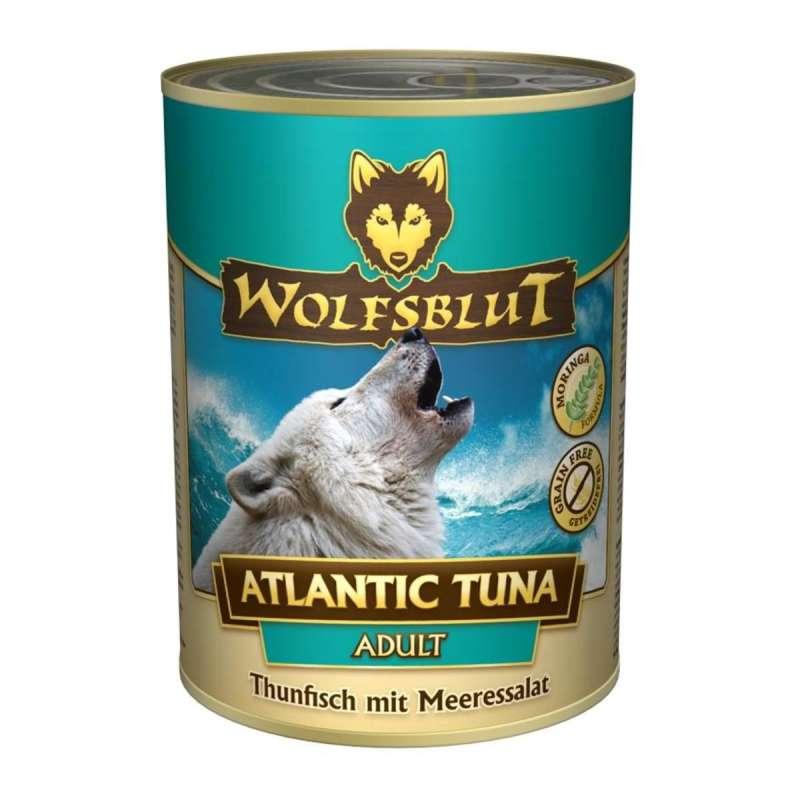 Wolfsblut Atlantic Tuna Adult Atún y lechuga de mar 800 g, 200 g