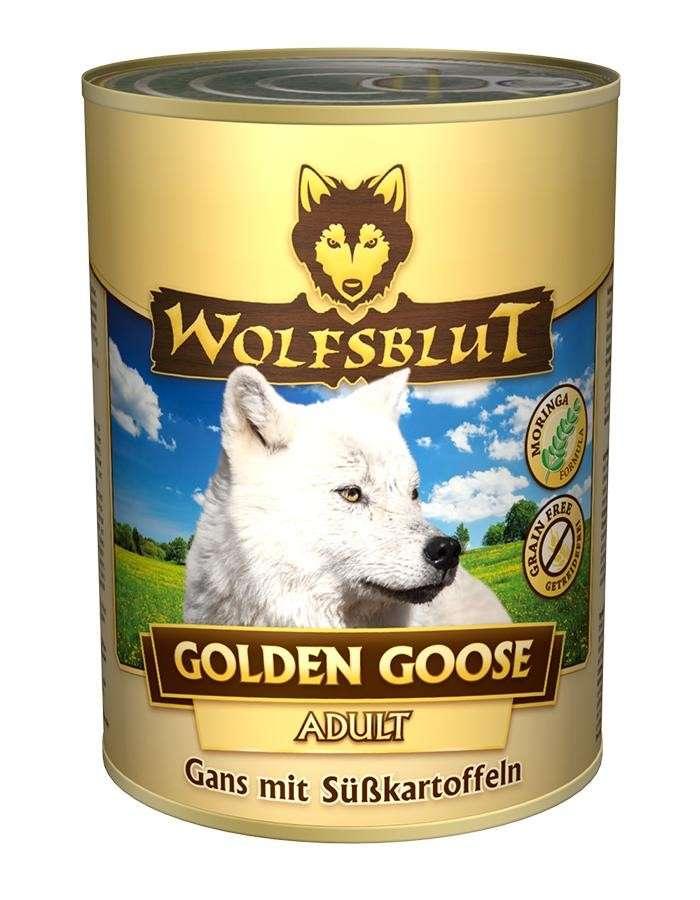 Wolfsblut Golden Goose Adult Gans met zoete Aardappelen 395 g