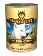 Wolfsblut Golden Goose Adult Oie et Patates Douces 395 g