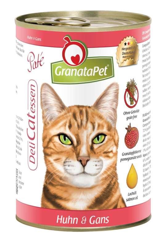 GranataPet DeliCatessen Kip & Gans 400 g