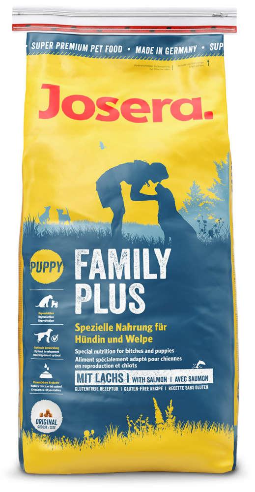 Josera Family Plus 15 kg, 4 kg