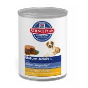 Märkäruoka Hill's Science Plan Canine Mature Adult Active LongevityMedium with Chicken 370g