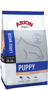 Original Large Breed Puppy mit Lachs und Reis 12 kg