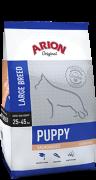 Original Large Breed Puppy mit Lachs und Reis - EAN: 5414970055130