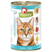 GranataPet DeliCatessen Salmon & turkey pate 400 g