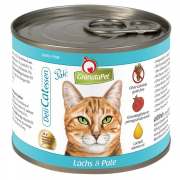 GranataPet DeliCatessen Salmon & turkey pate 200 g