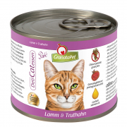 GranataPet DeliCatessen Lamb & turkey pate 200 g