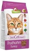 Сroquettes DeliCatessen Adult Dinde    Alimentation sèche pour chat   de chez GranataPet. Economisez jusqu'à 80% dès à présent!