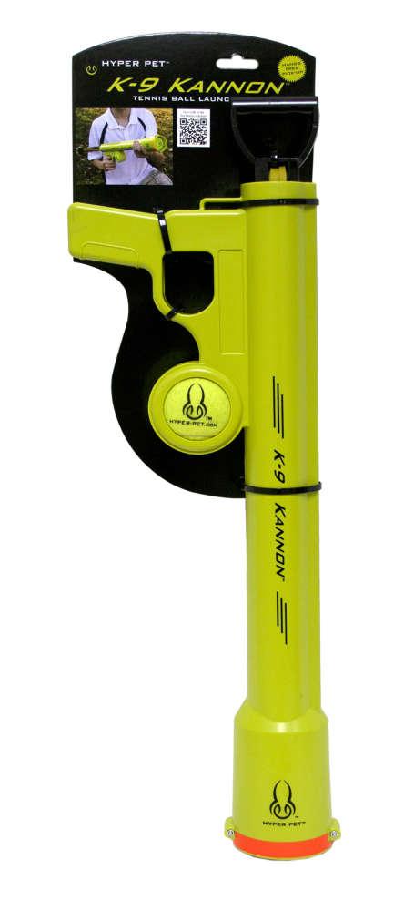 K9 Kannon Ballkanone Lime  von Hyper Pet  online günstig kaufen