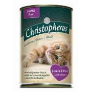 Erwachsene Katze - Lamm & Pute Dose 400 g