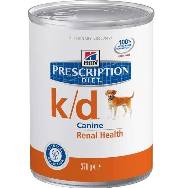 Hill's Prescription Diet Canine - k/d Renal Health 12x370 g