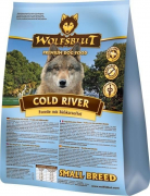 Cold River Small Breed Forel en zoete Ardappel 15 kg