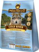 Wolfsblut Cold River Small Breed with Trout and Sweet Potatoes 15 kg i vår husdjursaffär