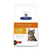 Prescription Diet Feline - c/d Multicare Urinary Care mit Huhn 5 kg
