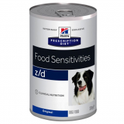 Prescription Diet Canine - z/d Food Sensitivities 370 g