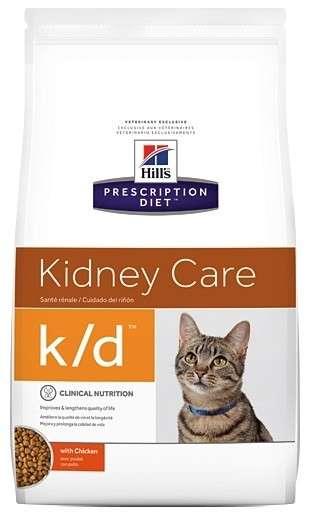 Hill's Prescription Diet Feline - k/d Kidney Care con Pollo 5 kg
