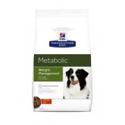 Hill's Prescription Diet Canine - Metabolic Weight Management mit Huhn - EAN: 0052742209906