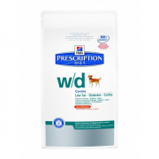 Prescription Diet Canine - Low Fat / Diabetes / Colitis w/d with Chicken 12 kg