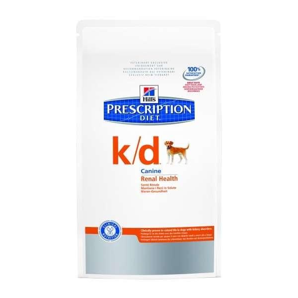 Hill's Prescription Diet Canine - Renal Health k/d 12 kg