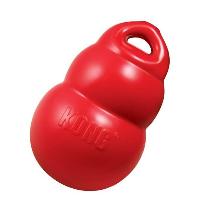KONG Bounzer X-Large Rojo