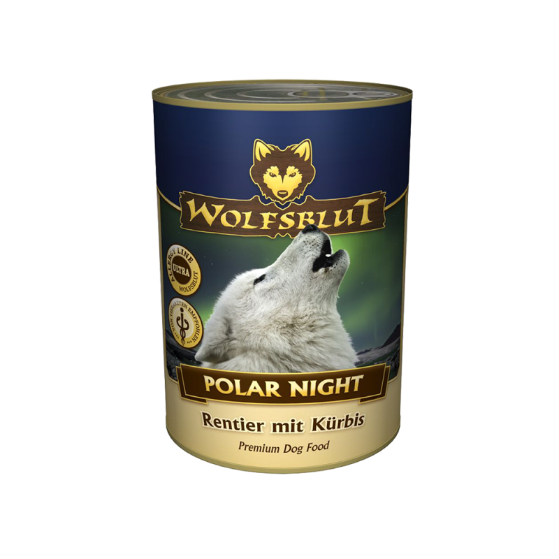 Wolfsblut Polar Night Rendier en Pompoen 395 g 4260262762481