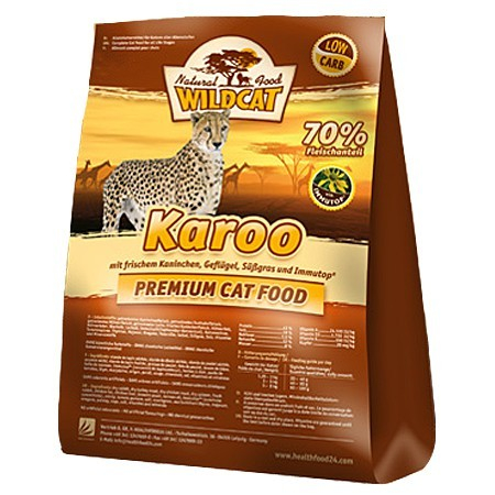 Wildcat Karoo Lapin & Volaille 500 g, 3 kg