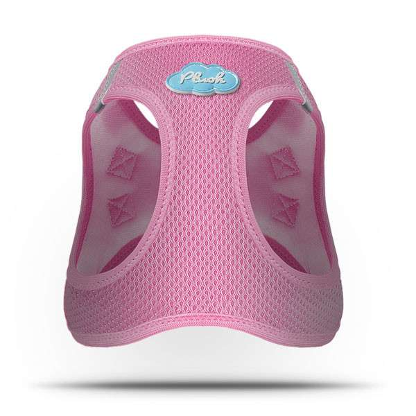 Curli Geschirr Vest Air-Mesh Rosa XS