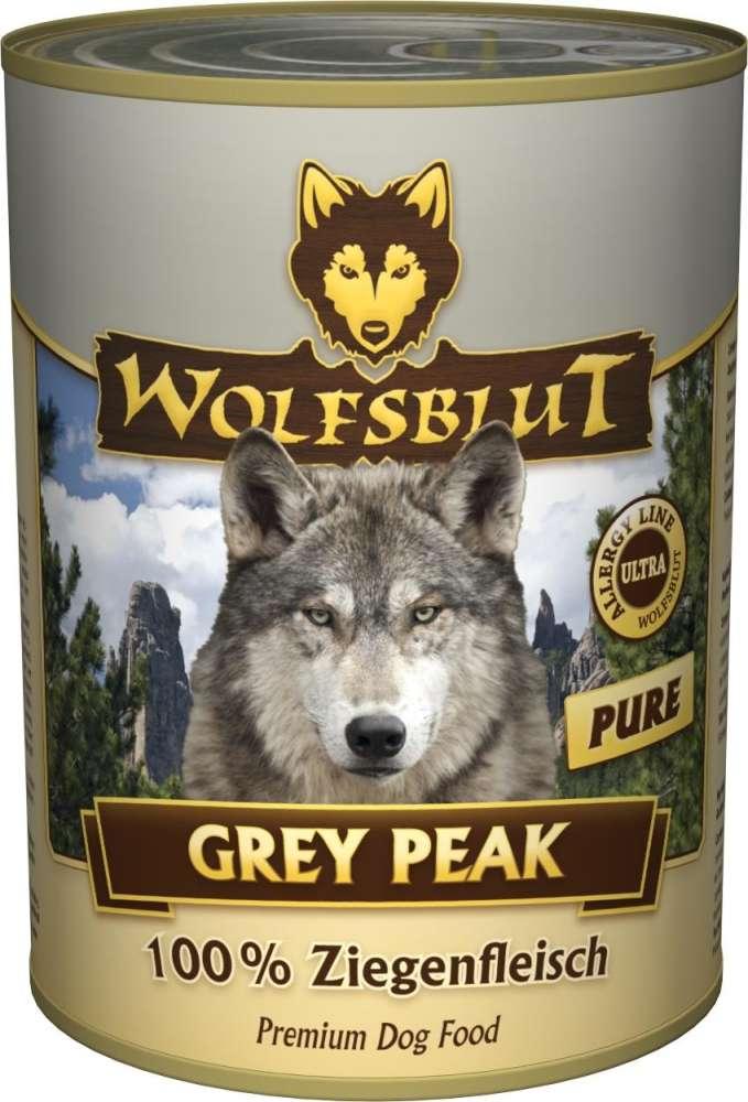 Wolfsblut Grey Peak PURE Geitenvlees 395 g