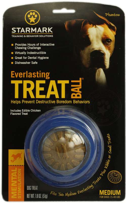 StarMark Everlasting Treat Ball ø9.5cm Bento Ball