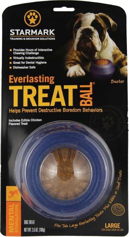 StarMark Everlasting Treat Bento Ball ø12.7 cm  L Treat Ball