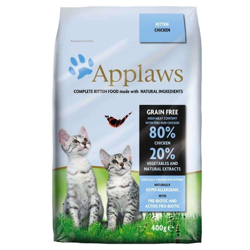 Applaws Kitten – Kyckling 5060122491389 erfarenheter