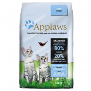 Applaws Kitten – Kyckling 400 g