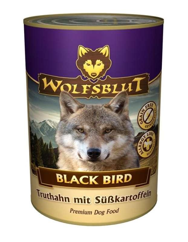 Wolfsblut Black Bird dåsemad 395 g 4260262761446 anmeldelser