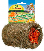 JR Farm Heu - Schlemmertunnel Karotte 125 g