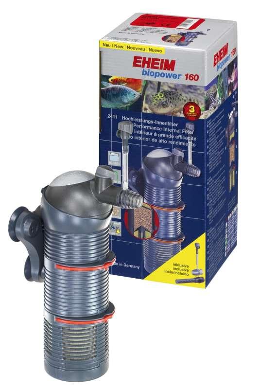 Eheim Internal Filter 2411 biopower 160 EAN: 4011708240113 reviews